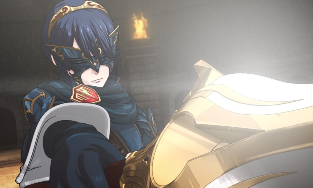 """""""Marth"""" is the best character in Fire Emblem. Marth is among the worst."""