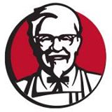 Don't let that smile fool you. The colonel is a cold, hard businessman.